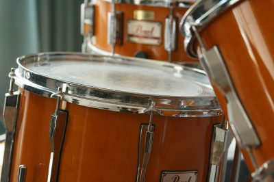 Huiswerk Drums